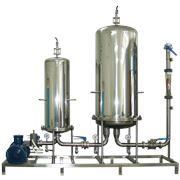 Разработка и производство систем для промышленной микрофильтрации на основе глубинных мембранных и сорбционных фильтрующих элементов патронного типа фото
