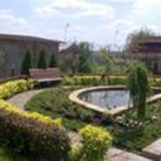 Ландшафтный дизайн сада в Донецке фото