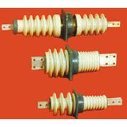 Изоляторы керамические проходные на напряжение свыше 1000 В фото