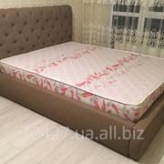 Двуспальная кровать с подъемным механизмом фото