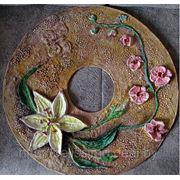 Декоративные панно (лепнина искусственный камень) фото