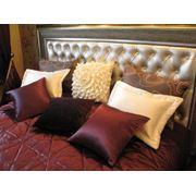 Проектирование и изготовление штор ламбрекенов балдахинов покрывал подушек фото