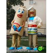Пошив производство ростовых кукол фото