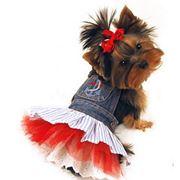 Ремонт одежды для собак. фото