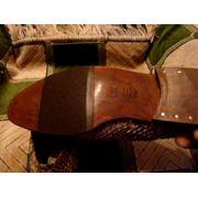 Ремонт и реставрация обуви фото
