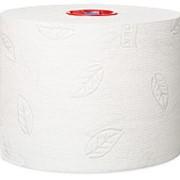 Туалетная бумага Mid-size в миди рулонах фото