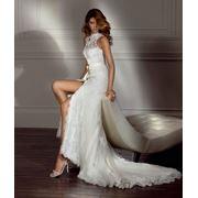 Как сшить свадебное платье.