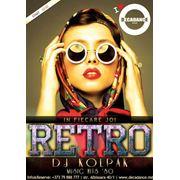Retro Disco in club DECADANCE фото