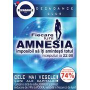 Amnesia in club DECADANCE фото