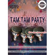 Tam Tam Party in DECADANCE!! фото
