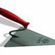 Кельма треугольная берлинская 230мм двухкомпонентная ручка фото
