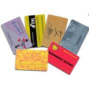 Изготовление дисконтных карт в Астане фото