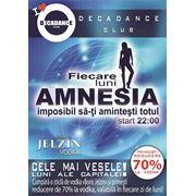 Amnesia In club DECADANCE!! фото