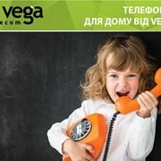 Услуга телефонии для дома от Vega фото