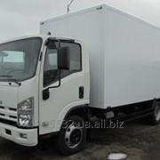 Автомобиль грузовой Isuzu NPR75L-K, NPR75L-M, грузоподъёмность 4,6 т фото