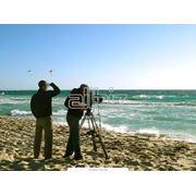 Съемочный процесс видеосъемка рекламы фото