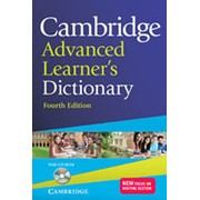 Cambridge Advanced Learner's Dictionary 4th Edition Hardback with CD-ROM фото