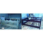 Реставрация и ремонт мебели фото