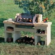 Летние кухни и барбекю CHAZELLES - Merlot фото