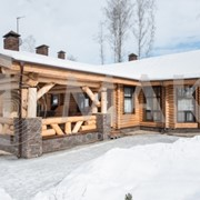 Дом в русском стиле фото