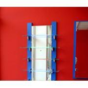 Изготовление стеклянных конструкций под заказ фото