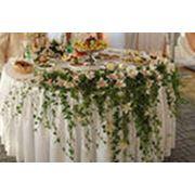 Оформление торжеств и праздников цветами фото