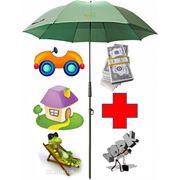 Страхование всех видов от ведущих страховых компаний Казахстана фото