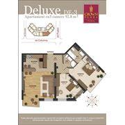 Продажа эксклюзивных 3-х комнатных квартир deluxe фото
