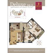 Эксклюзивное жилье в Crown Plaza Park. 3-х комнатные квартиры делюкс фото