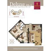 Элитная недвижимость. 2-х комнатные квартиры делюкс фото