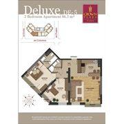 Продажа элитных 2-х комнатных квартир делюкс фото