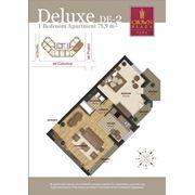 Эксклюзивные 2-х комнатные квартиры deluxe в Crown Plaza Park фото