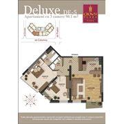 Эксклюзивные 3-х комнатные квартиры делюкс фото