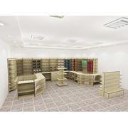 Сборка установка торговой мебели и оборудования фото