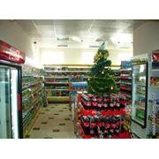 Комплексное оснащение супермаркетов фото