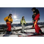 Подготовка горных лыж и сноубордов к сезону. Заточка кантов + нанесение парафина. Ремонт скользящей поверхности фото