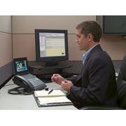 Монтаж оборудования конференц-сетей от компании Polycom фото