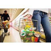 Оптовая и розничная торговля продуктами питания фото