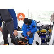 Работы подводно-технические водолазные Гидрографические съемки и исследования фото