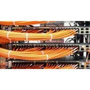 Строительство линий телекоммуникации фото