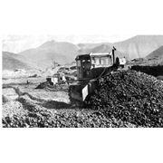 Вскрыша порода покрывающая полезное ископаемое и подлежащая удалению при открытых горных выработках фото