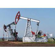 Разведка нефтегазовых месторождений фото