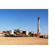 Бурение нефтегазовых скважин фото
