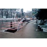 Горизонтально направленное бурение, проколы под дорогами. фото
