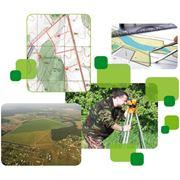 Проведение геодезических картографических и землеустроительных работ фото