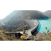 Гидроэнергетика по Украине выполнение гидротехнических работ Днепропетровск фото