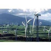 Ветроэнергетика проэктирование и строительство ветро - дизельной электростанции Украина фото