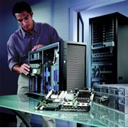 Сервисные услуги по обслуживанию компьютерных систем фото