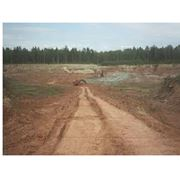 Добыча глины каолина. Яворовское заводоуправление строительных материалов ОАО фото