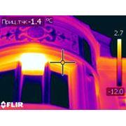 Услуги по теплоаудиту (тепловизионная диагностика) фото
